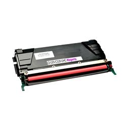 Logic-Seek  Toner kompatibel zu Lexmark C520 C522 C530 XL C5222MS UHC Magenta