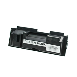 Logic-Seek  Toner kompatibel zu Kyocera TK-18 1T02FM0EU0 UHC Schwarz