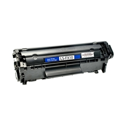 Logic-Seek  Toner kompatibel zu Canon FX-10 0263B002 UHC Schwarz