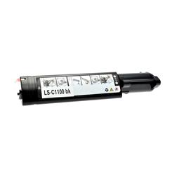 Logic-Seek  Toner kompatibel zu Epson C1100 0190 C13S050190 HC Schwarz