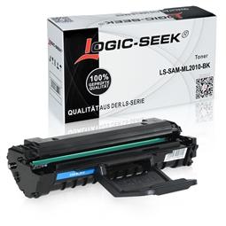 Logic-Seek  Toner kompatibel zu Samsung ML-2010 119 MLT-D119S/ELS HC Schwarz