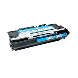 Logic-Seek  Toner kompatibel zu HP 3500 309A Q2671A HC Cyan