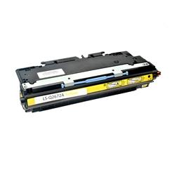 Logic-Seek  Toner kompatibel zu HP 3500 309A Q2672A HC Yellow