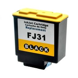 Logic-Seek  Tintenpatrone kompatibel zu Olivetti FJ31 B0336 XL Schwarz
