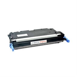 Logic-Seek  Toner kompatibel zu HP 3600 502A Q6473A HC Magenta