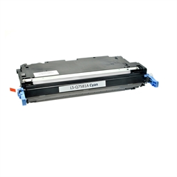 Logic-Seek  Toner kompatibel zu HP 3800 503A Q7581A HC Cyan