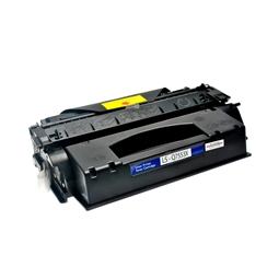 Logic-Seek  Toner kompatibel zu HP 53X Q7553X HC Schwarz