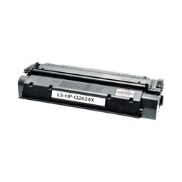 Logic-Seek  Toner kompatibel zu HP 24X Q2624X UHC Schwarz