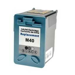 Logic-Seek  Tintenpatrone kompatibel zu Samsung M40 INK-M40/ELS XL Schwarz