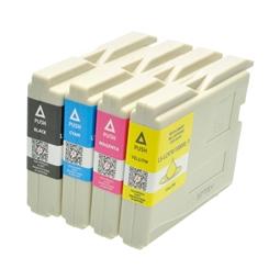 Logic-Seek 4 Tintenpatronen kompatibel zu Brother LC-1000 XL