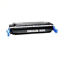 Logic-Seek  Toner kompatibel zu HP 4600 641A C9722A HC Yellow