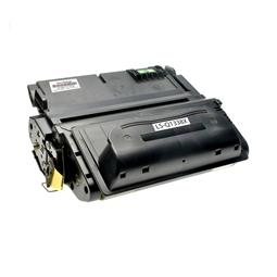 Logic-Seek  Toner kompatibel zu HP 38A Q1338A UHC Schwarz