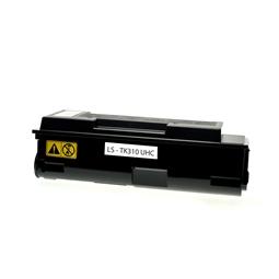 Logic-Seek  Toner kompatibel zu Kyocera TK-310 1T02F80EU0 UHC Schwarz