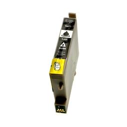 Logic-Seek  Tintenpatrone kompatibel zu Epson Stylus D68 T0611 C13T06114010 XL Schwarz