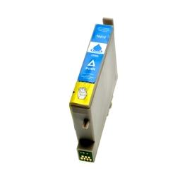 Logic-Seek  Tintenpatrone kompatibel zu Epson Stylus D68 T0612 C13T06124010 XL Cyan