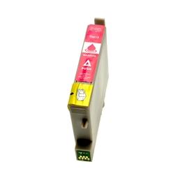 Logic-Seek  Tintenpatrone kompatibel zu Epson Stylus D68 T0613 C13T06134010 XL Magenta