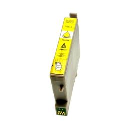 Logic-Seek  Tintenpatrone kompatibel zu Epson Stylus D68 T0614 C13T06144010 XL Yellow