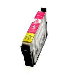 Logic-Seek  Tintenpatrone kompatibel zu Epson Stylus D78 T0713 C13T07134011 XL Magenta