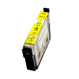 Logic-Seek  Tintenpatrone kompatibel zu Epson Stylus D78 T0714 C13T07144011 XL Yellow
