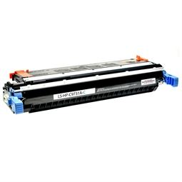 Logic-Seek  Toner kompatibel zu HP 5500 645A C9731A HC Cyan