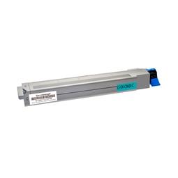 Logic-Seek  Toner kompatibel zu OKI C9600 42918915 HC Cyan