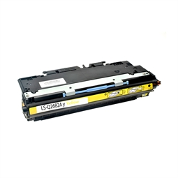 Logic-Seek  Toner kompatibel zu HP 3700 311A Q2682A HC Yellow