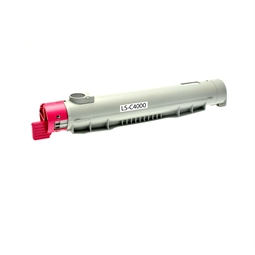 Logic-Seek  Toner kompatibel zu Epson C4000 S050089 C13S050089 HC Magenta