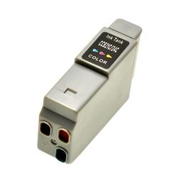 Logic-Seek  Tintenpatrone kompatibel zu Canon BCI-24C 6882A002 XL Color