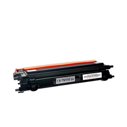 Logic-Seek  Toner kompatibel zu Brother TN-135BK HC Schwarz