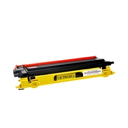 Logic-Seek  Toner kompatibel zu Brother TN-135Y HC Yellow