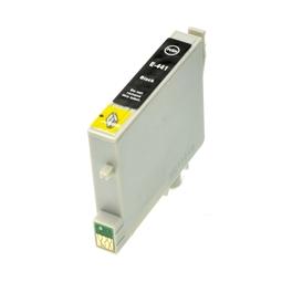 Logic-Seek  Tintenpatrone kompatibel zu Epson Stylus C64 T0441 C13T04414010 XL Schwarz