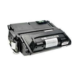 Logic-Seek  Toner kompatibel zu HP 42A Q5942A HC Schwarz