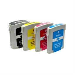 Logic-Seek 4 Tintenpatronen kompatibel zu HP 88XL XL