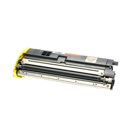 Logic-Seek  Toner kompatibel zu Epson C1000 S050034 C13S050034 HC Yellow