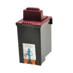 Logic-Seek  Tintenpatrone kompatibel zu Lexmark 50 17G0050E XL Schwarz