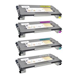 Logic-Seek 4 Toner kompatibel zu Lexmark C500 HC