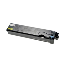 Logic-Seek  Toner kompatibel zu Kyocera TK-500Y 370PD3KW HC Yellow