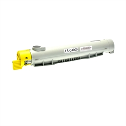 Logic-Seek  Toner kompatibel zu Epson C4000 S050088 C13S050088 HC Yellow