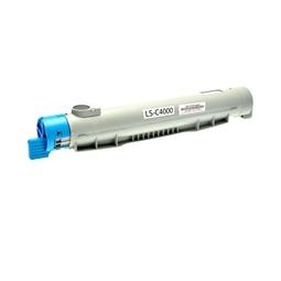 Logic-Seek  Toner kompatibel zu Epson C4000 S050090 C13S050090 HC Cyan