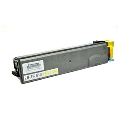Logic-Seek  Toner kompatibel zu Kyocera TK-510Y 1T02F3AEU0 HC Yellow