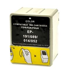 Logic-Seek  Tintenpatrone kompatibel zu Epson Stylus 400 T0520 C13T05204010 XL Color
