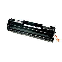 Logic-Seek  Toner kompatibel zu HP 35A CB435A HC Schwarz