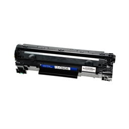 Logic-Seek  Toner kompatibel zu HP 36A CB436A HC Schwarz