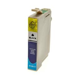 Logic-Seek  Tintenpatrone kompatibel zu Epson Stylus R265 T0801 C13T08014011 XL Schwarz