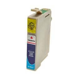 Logic-Seek  Tintenpatrone kompatibel zu Epson Stylus R265 T0803 C13T08034011 XL Magenta