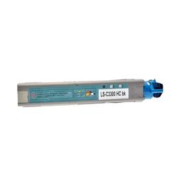 Logic-Seek  Toner kompatibel zu OKI C3300 C3450 43459332 HC Schwarz