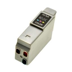 Logic-Seek  Tintenpatrone kompatibel zu Canon BCI-21C 0955A002 XL Color