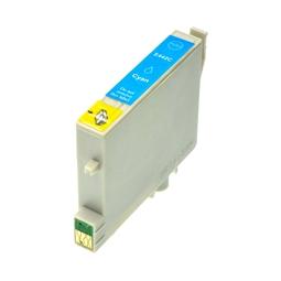 Logic-Seek  Tintenpatrone kompatibel zu Epson Stylus C64 T0442 C13T04424010 XL Cyan