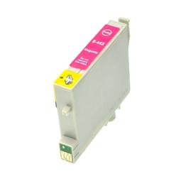 Logic-Seek  Tintenpatrone kompatibel zu Epson Stylus C64 T0443 C13T04434010 XL Magenta