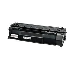 Logic-Seek  Toner kompatibel zu HP 53A Q7553A Schwarz